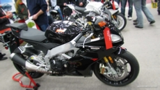 2012 Aprilia RSV4 at 2013 Quebec Motorcycle Show