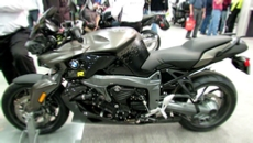 2012 BMW K1300R at 2012 Montreal Motorcycle Show