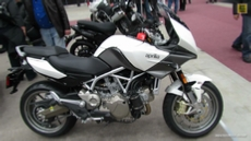 2013 Aprilia Mana 850GT at 2013 Quebec Motorcycle Show