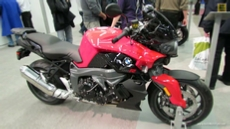 2013 BMW K1300R at 2013 Montreal Motorcycle Show