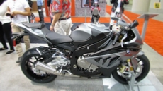 2013 BMW S1000RR at 2013 Toronto Motorcycle Show