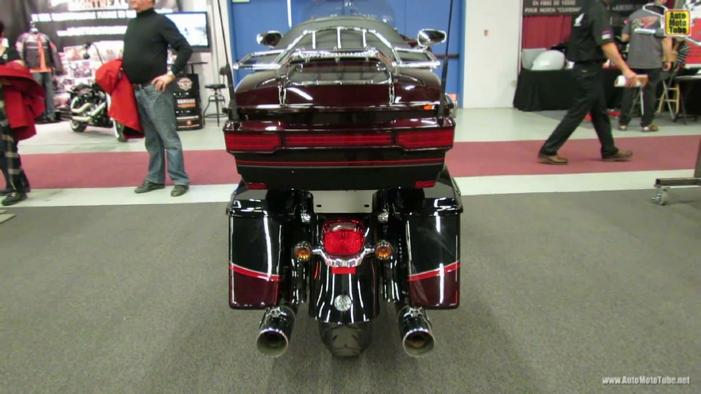 2013 Harley-Davidson Touring CVO Ultra Classic Electra ...