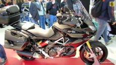 2014 Aprilia Caponord 1200 Travel Pack at 2013 EICMA Milan Motorcycle Exhibition