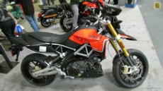 2014 Aprilia Dorsoduro at 2013 New York Motorcycle Show