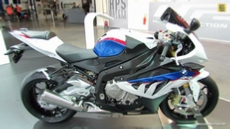 2014 BMW S1000RR at 2013 EICMA Milan Motorcycle Exhibition
