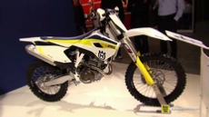 2015 Husqvarna FC 250 at 2014 EICMA Milan Motorcycle Exhibition