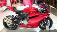 2016 Ducati 959 Panigale at 2015 EICMA Milan Motorcycle Exhibition