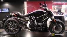 2016 Ducati xDiavel S at 2015 EICMA Milan Motorcycle Exhibition