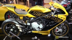 2016 MV Agusta F3 800 AMG at 2015 EICMA Milan Motorcycle Exhibition
