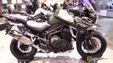 2016 Triumph Tiger Explorer XC A at 2015 EICMA Milan Motorcycle Exhibition