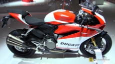 2018 Ducati 959 Panigale Corse at 2017 EICMA Milan Motorcycle Exhibition