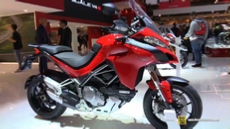 2018 Ducati Multistrada 1260 at 2017 EICMA Milan Motorcycle Exhibition