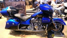 2018 Indian Roadmaster Elite at 2017 EICMA Milan Motorcycle Exhibition