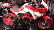 2018 MV Agusta Turismo Veloce RC Reparto Corse at 2017 EICMA Milan Motorcycle Exhibition